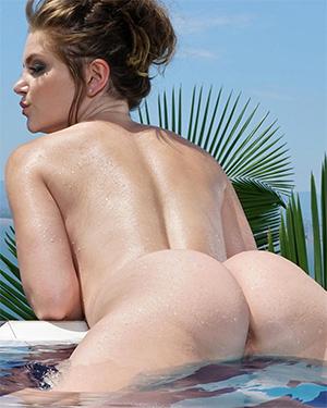 Misty Lovelace Is Bikini Teasing