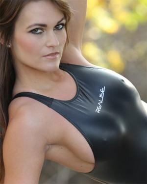 Morgan Black Swimsuit