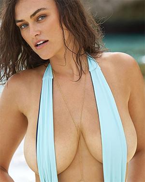 Myla Delbesio Sexy New Model