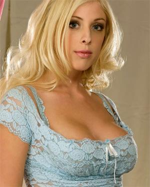 Naomi Shaw Busty Blonde