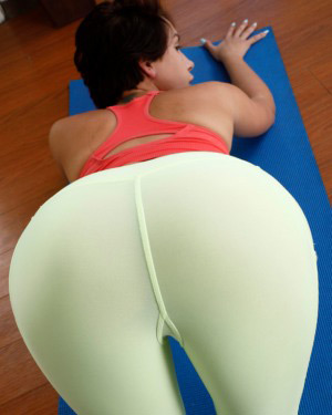 Natalie Porkman Workout Leggings AMKingdom