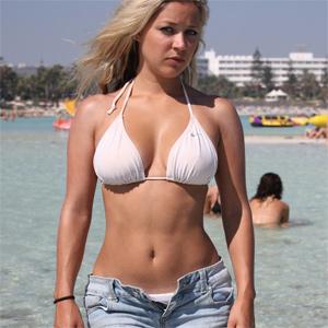 Natalie Blonde Cutie