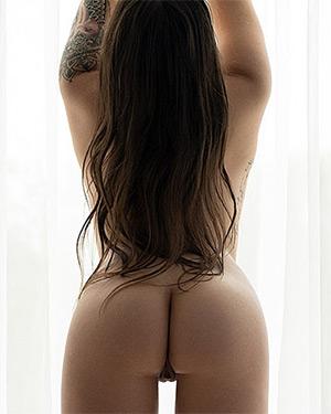 Nati Souza Sexy Brazilian Strips For You