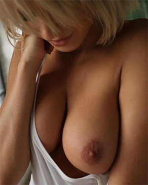 Naughty Thoughts From A Blonde