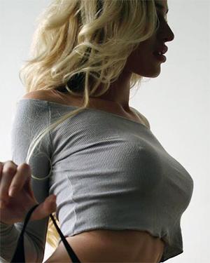 Nessa B Has The Perkiest Tits