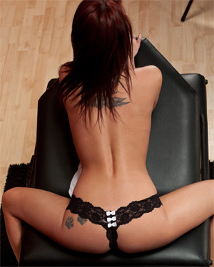 Nikki Sims Sexy Massage