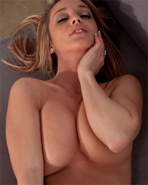 Nikki Sims Couch Teddy
