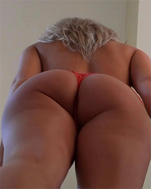 Nikki Sims Ass Shaking Video