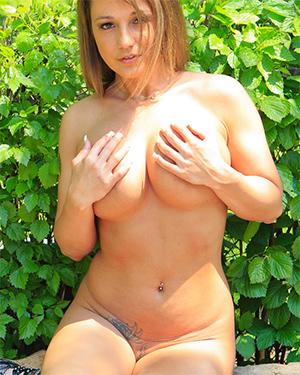Nikki Sims Halter Top and Yoga Pants