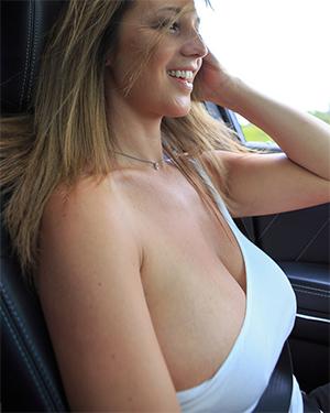 Nikki Sims Ice Cream Titties