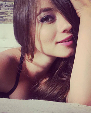 Pamela Jay New Colombian Model