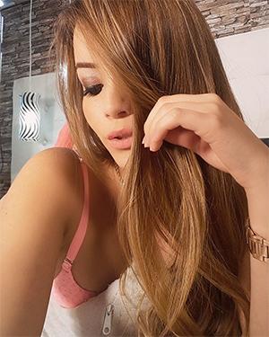 Pamela Jay Crazy Naked Colombian Girl