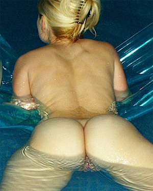 Pattycake Nude Swimming