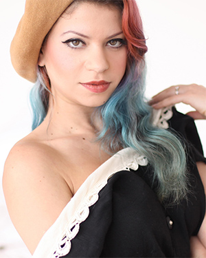 Peneloppe Vintage Hat Suicidegirls