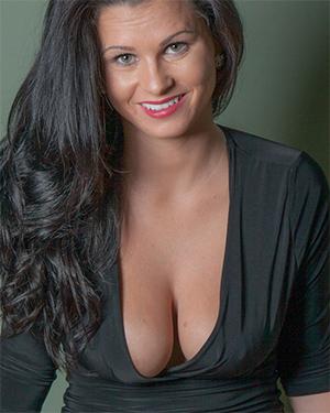 Piper Jones Black Dress Nudes