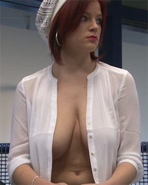 Busty Commuter Frivolous Dress Order