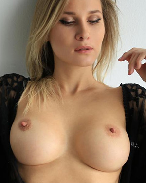 RonyQ Busty Blonde Exposed On StasyQ