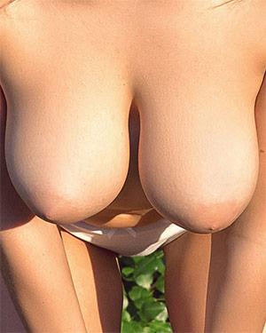 Sabrina Nichole Country Girl Boobs