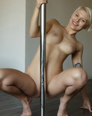 Sage Hailong Naked Pole Dancer Zishy