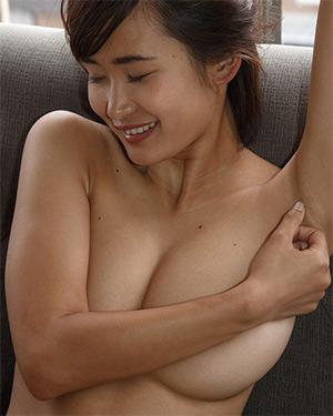 Saki Kishima Nude Asian Model Zishy