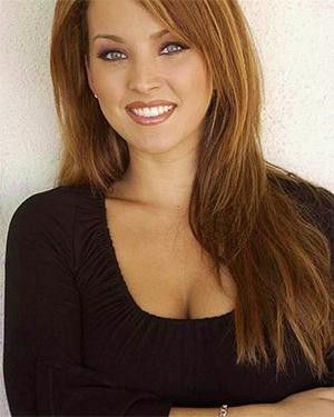 Shannon Stewart Busty Redhead