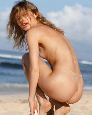 Sonia Clarice Trashy Beach Zishy