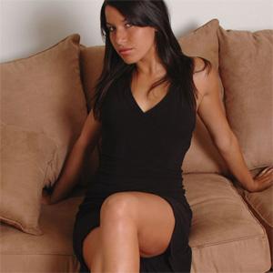 Stephanie Black Dress