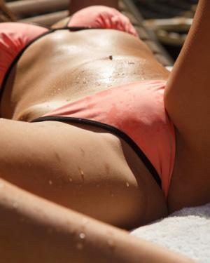 Tatiana Penskaya Poolside Babe Zishy
