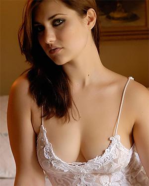 Tessa Perky Tits Lace Lingerie