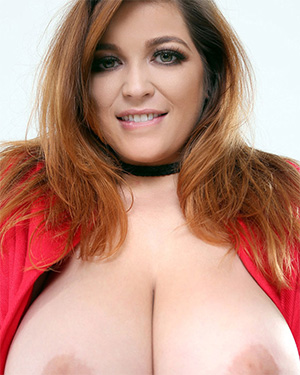 Tessa Fowler Touch Her Elf Boobs