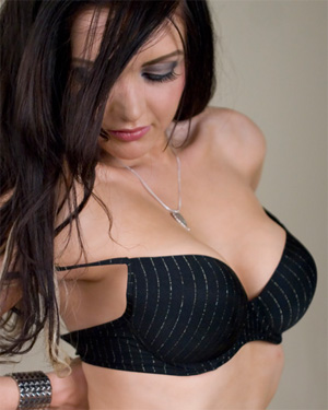 Veronica Ricci Bra and Panties
