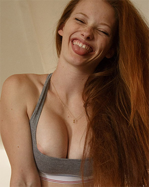 Wendy Patton Love That Perky Redhead Zishy