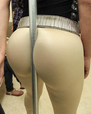 Yoga Pants Sex GF Revenge