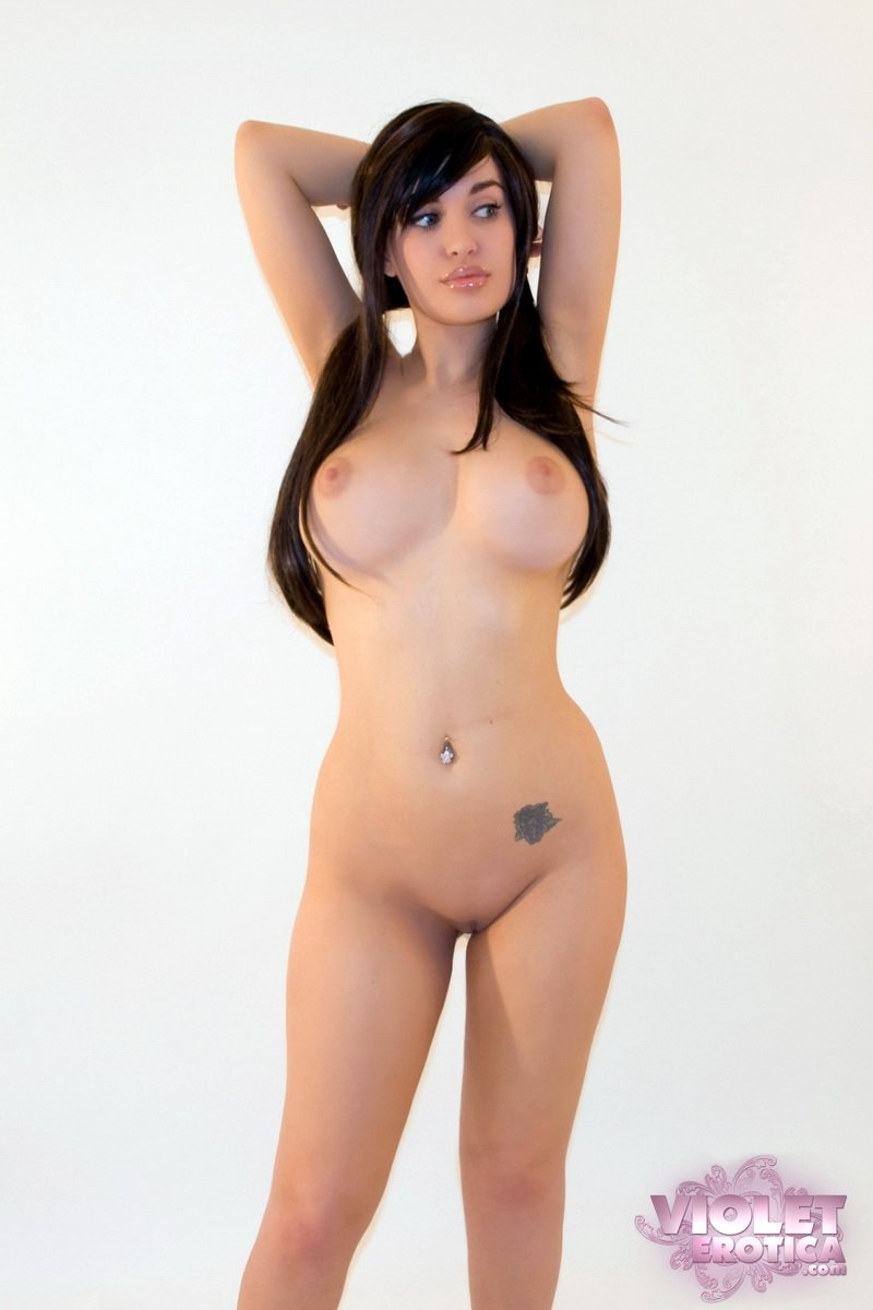 Opinion Violet doll nude galleries
