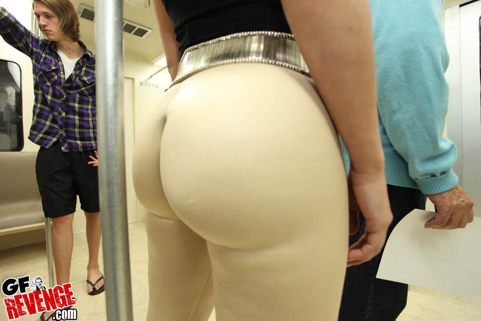 Yoga bukser Sex Gf Revenge-6722